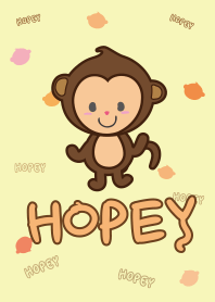 Hopey Monkey