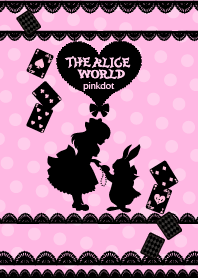 Alice World Pinkdot