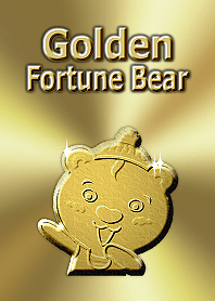 Golden Fortune Bear