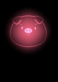 Pig in Pink Light Theme