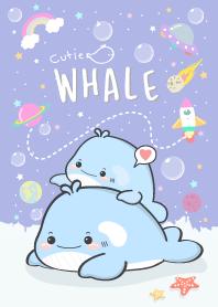 วาฬ คิ้วท์ สีพาสเทลยูนิคอร์น
