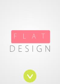 ธีมไลน์ Flat design