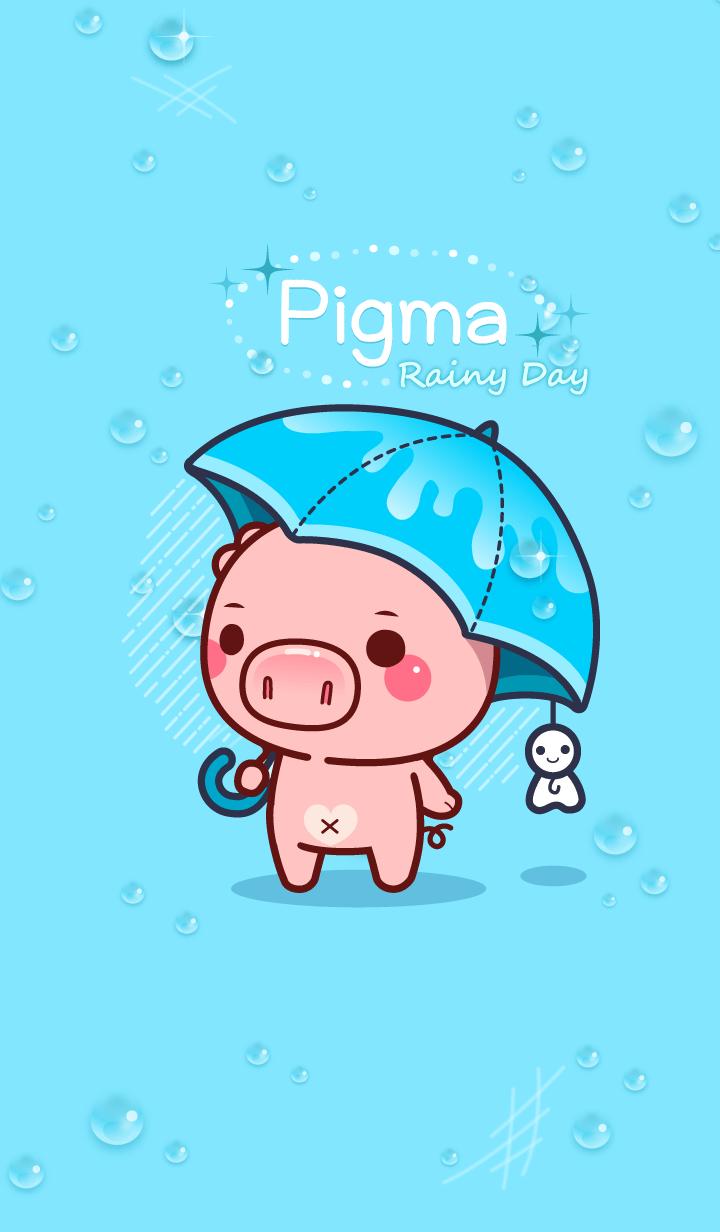 【主題】Pigma~Rainy Day