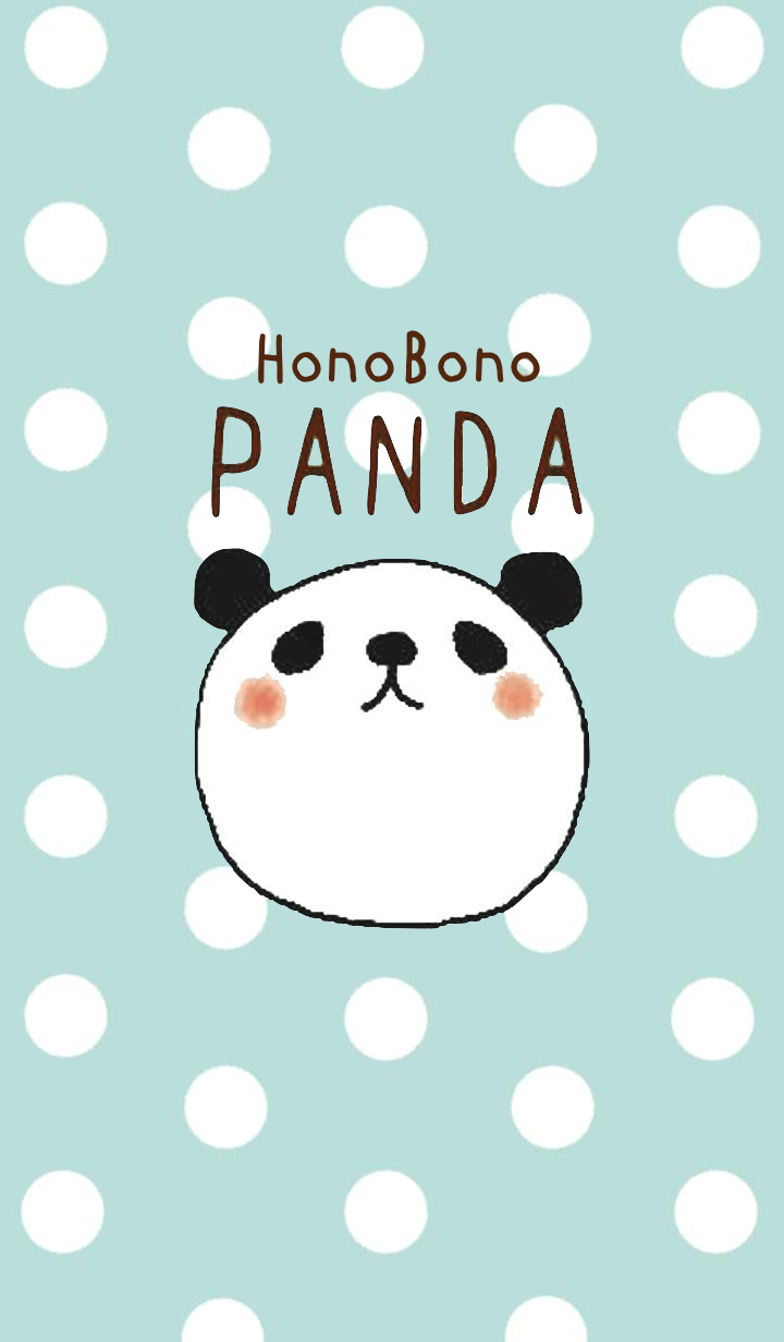 【主題】HonobonoPanda