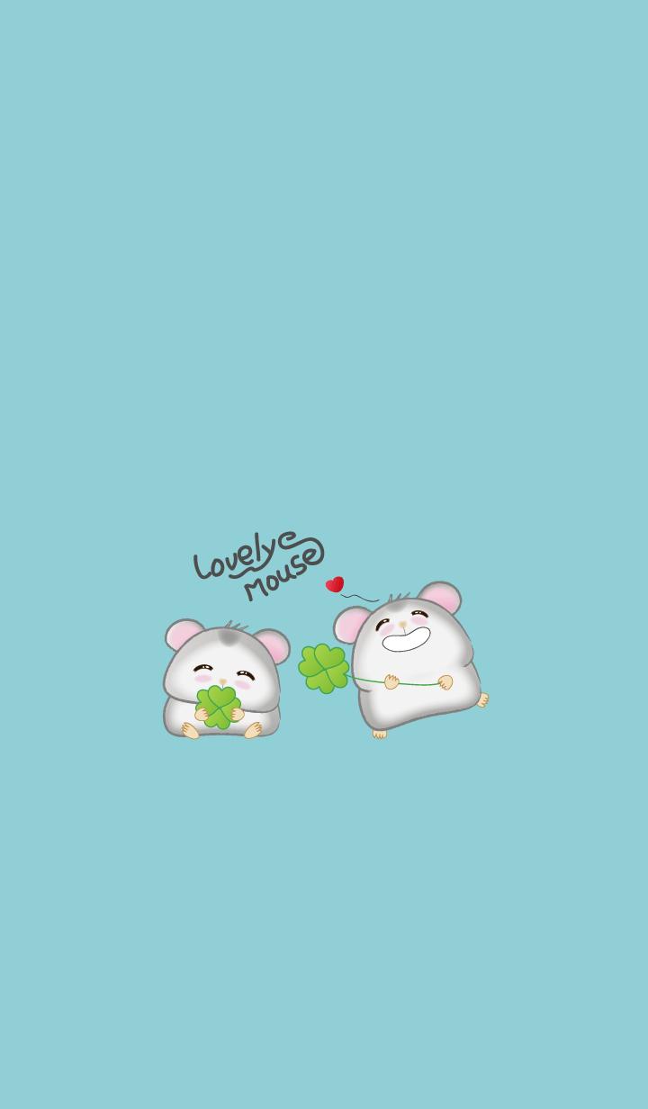 【主題】飯糰小圓鼠