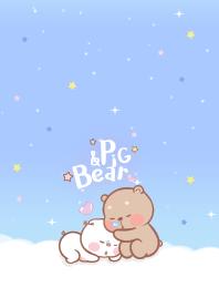 แม่หมูกับพ่อหมีV1
