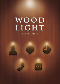 WOOD LIGHT -Simple Style- Vol.1