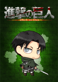 Attack on Titan ~Levi~