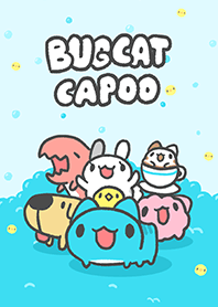 BugCat-Capoo ฟองสบู่ลอยล่อง