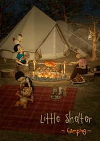 Little Shelter : Camping