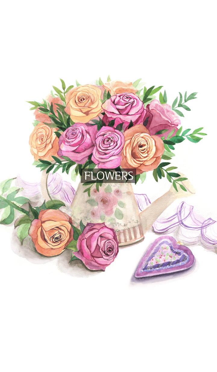 water color flowers_121