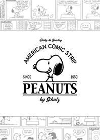 Snoopy Comic Strips (ขาว)