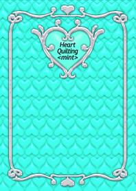 Heart Quilting <mint>