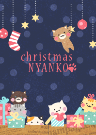 Christmas NYANKO for world