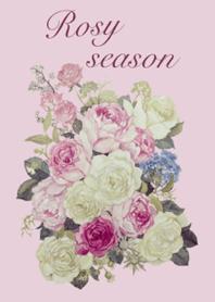 Rosy season