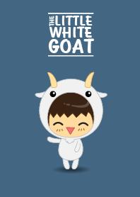 the little white goat