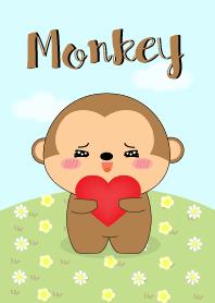 ธีมลิงน่ารัก