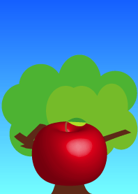 Energetic apple