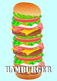 ENJOY HAMBURGERS!