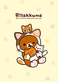 Rilakkuma~慵懶貓咪篇♪~
