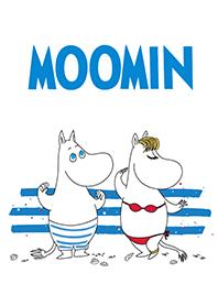 Moomin 海洋條紋風