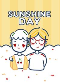 ธีมไลน์ SUNSHINE DAY