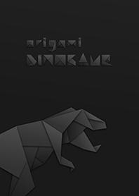 origami ไดโนเสาร์