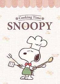 Snoopy ได้เวลาทำอาหาร