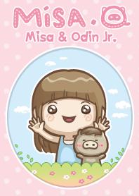 Misa與波波