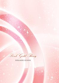 Pink Gold Ring -KIRAMEKI SERIES-