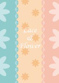 Lace & Flower