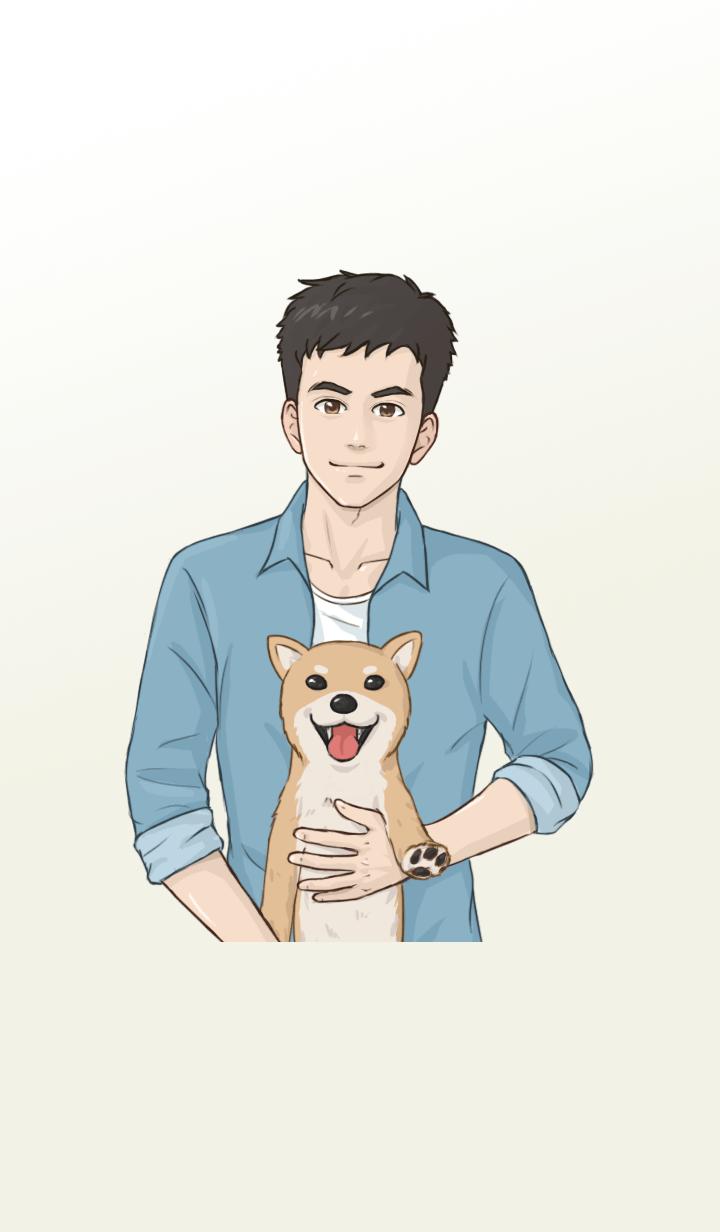 【主題】犬系男孩
