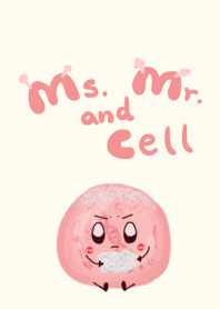 Ms. and Mr. Cell - DNA