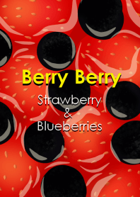 Berry Berry ~Strawberry & Blueberries~