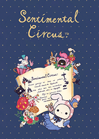 ธีมไลน์ Sentimental Circus.: Kagee no Alice