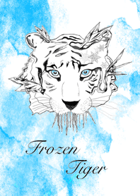 FROZEN TIGER