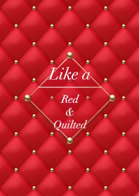Like a - Red & Quilted ...