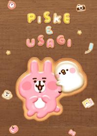 卡娜赫拉的Piske和Usagi(餅乾篇)