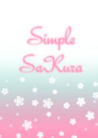 Simple Sakura
