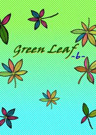 Green leaf-6-