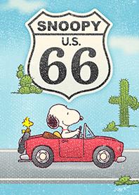ไปขับรถเล่นกับ Snoopy