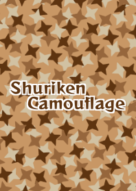 ShurikenCamouflage(Brown)