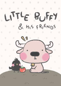 Little Buffy & his friends (Pinky ver.)