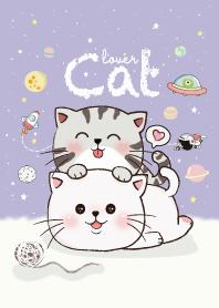 นี่แมวเอง (สีม่วง)