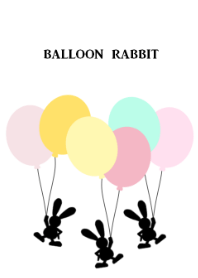 balloon rabbit***