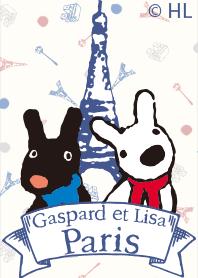 Gaspard et Lisa -PARIS-