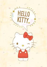 凱蒂貓 開心女孩