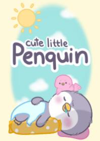 ปุกปุย เจ้าเพนกวินน้อย