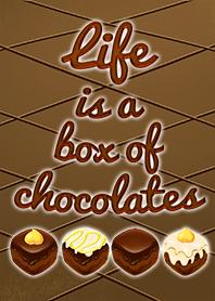 ชีวิตคือกล่องช็อคโกแลต